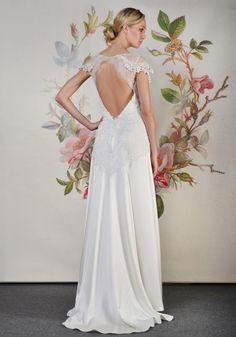 Vestido de boda Wren de Claie Pettibonne