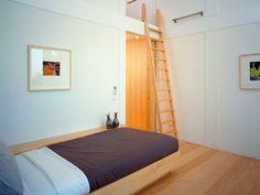 Huf Haus - Single bedroom.
