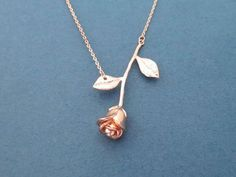 Final Rose Necklace