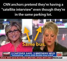 CNN tries to lie, fails miserably…