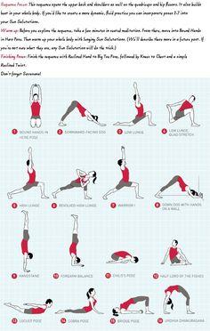 sequenze yoga per principianti yoga Beginner Sequence   yoga ...