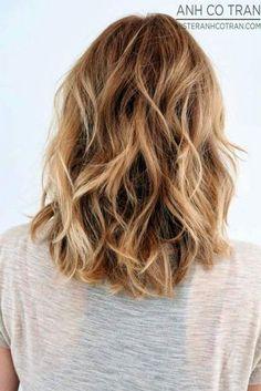 beach wavy hairstyles for medium length hair 7 334x500