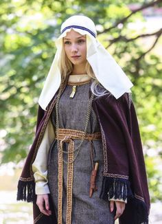 Lithuanian in Traditional Garb