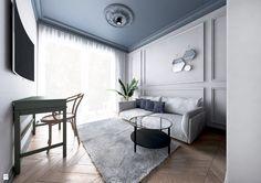 Biuro styl Eklektyczny - zdjęcie od COI Pracownia Architektury Wnętrz - Biuro - Styl Eklektyczny - COI Pracownia Architektury Wnętrz