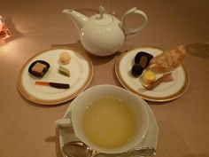 """Cena, Ristorante di """"Kitano Hotel"""", Kobe Japan"""