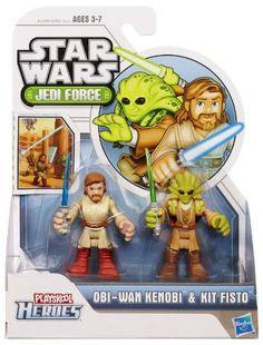 Star Wars Jedi Force Playskool Heroes 2 Pack Obi-Wan Kenobi & Kit Fisto Hasbro http://www.amazon.com/dp/B00BMV20FY/ref=cm_sw_r_pi_dp_MuMHub1VN2F2Y