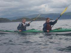 Double Sea Kayak | Dallam Outdoors