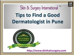 51 Best Dermatologist in Pune images in 2014 | Beauty makeup