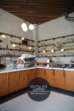 Sightglass Coffee on 20th in San Francisco
