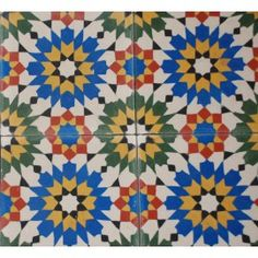 even more tiles Arabian Pattern, Kitchen Wall Tiles, Marrakech, Mosaic Tiles, Flooring, Quilts, Blanket, Rugs, Collection