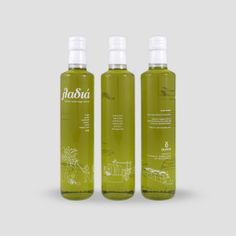 La-diá Extra Virgin Olive Oil on Packaging of the World - Creative Package Design Gallery Food Packaging Design, Beverage Packaging, Bottle Packaging, Packaging Design Inspiration, Olive Oil Brands, Olive Oils, Olive Oil Packaging, Olive Oil Bottles, Greek Olives