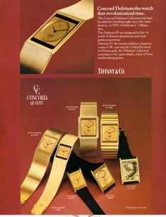 A Concise History of the Quartz Watch Revolution Interesting Facts About World, Father Time, Watch Ad, All Craft, Bulova, Vintage Watches, Quartz Watch, Fun Facts, Mini