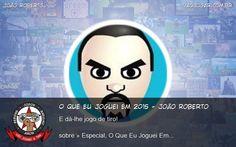 O Que Eu Joguei Em 2015 - João Roberto - E dá-lhe jogo de tiro! #VaoJogar #Especial #VideoGame #VideoGames #Jogos #Games #2015 #Retrospectiva #OQueEuJogueiEm #OQueEuJogueiEm2015 #OQueVocêJogouEm #OQueVocêJogouEm2015 #oqvj #oqvj2015