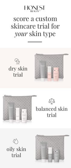 Score a free trial of Honest Beauty skincare that''s targeted to your skin's needs. Just pay $5.95 shipping and get ready to glow.