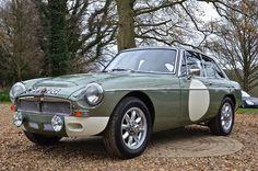 MG - 1969 MGC GT