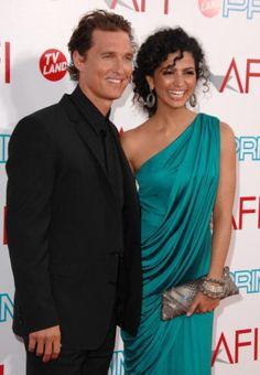 Camilla Alves wife of Matthew McConaughey