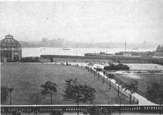 King Edward VII Memorial Park Shadwell My Mum played here in the early Old London, East London, Corner Sheds, Irish Catholic, London History, Listed Building, Memorial Park, Family History, Paris Skyline