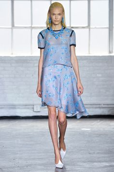 Tanya Taylor | Spring 2014 Ready-to-Wear Collection | Style.com