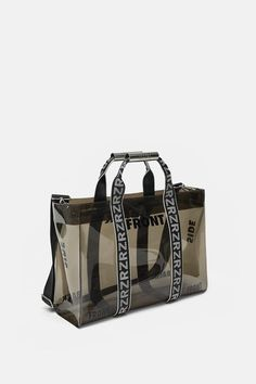 Effortlessly Make Your Handbags Complement Your Outfit Every Single Time - Best Fashion Tips Clear Tote Bags, Cute Tote Bags, Zara, Bag Mockup, Cute Handbags, Bag Patterns To Sew, Best Bags, Vinyl, Fashion Bags