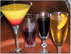 Armagnac cocktails : #armagnac #cocktails for aperitif time