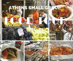 Athens Food Tour For Small Groups