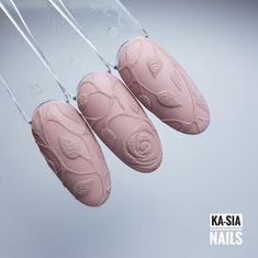Cute Summer Nail Designs, Simple Nail Designs, Nail Art Designs, Basic Nails, Simple Nails, Christmas Nail Designs, Christmas Nails, Soft Nails, Nail Photos