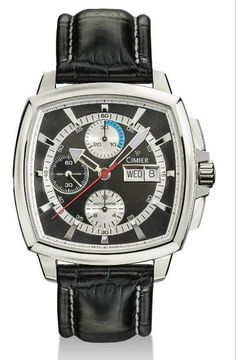 the world\'s watch information resource Fine Watches, Watches For Men, Chronograph, Gentleman, Times Square, Infinity, Essentials, Mens Fashion, News