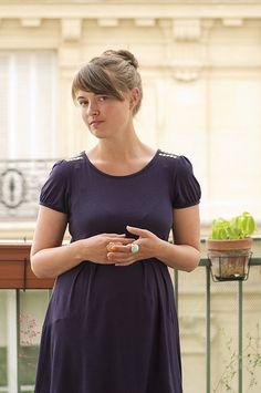 #58 Rue de la Villette, Paris: 9 mai Dresser, 9 Mai, Mint Green Dress, Paris, Rue, Mens Tops, Style, Fashion, Swag