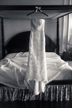 De Sole's wedding dress designed by Tom Ford.  Photographed by Brian Wedge