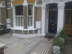 A recent front garden renovation of ours on Crescent Lane, Clapham, London, SW4. The work included the cleaning of an original York stone coal hole and the installation of a Victorian mosaic path. The tiles are laid in a classic Original style 3 inch...