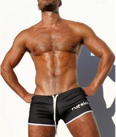Rufskin Positano Square Cut Swim Shorts