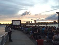 Summer on the Hudson Picture Show: Baz Luhrmann's The Great Gatsby - Jul 22, 2015 : NYC Parks