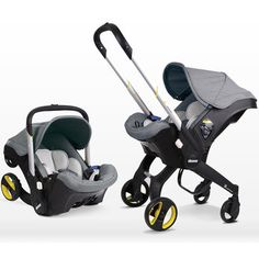 Doona Car Seat/Stroller - Storm - Coming end of 2014