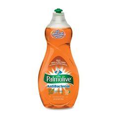 Colgate Palmolive 46113EA Antibacterial Dishwashing Liquid, 25 oz. Bottle by…
