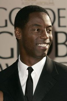 Isaiah Washington: shares mtDNA with the people of the Mende & Temne ethnic groups