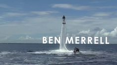 We had a great time shooting a contest entry video for Fly Boarder - Ben Merrell Huge thank you to Power Up Water Sports in Destin, FL for having us out for this extremely fun shoot!