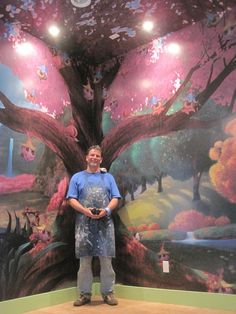Fairy Wall Mural: Gothic, Woodland And Princess Wall Murals! Part 64