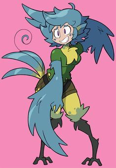"""cibastion: """" shenanimation: """" Gift for cibastion """" ;;;;w;; oh my gosh she's so cute and small, the wings and hair and goshhh this was so unexpected, I absolutely adore it Shena!! aaa I have no wordssdsdsd"""