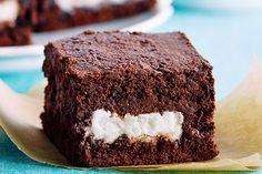 Chocolate-Mint Brownies