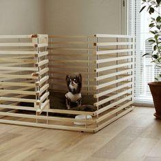 サークル ケージ 小型犬 リプラス REPLUS CACOI 900×900 (カコイ) 犬 ゲージ