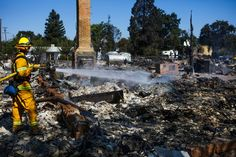 "California wildfires should not be called ""natural disasters""- Time Aug. 2016"