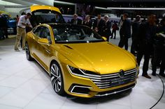 Volkswagen Sport Coupé Concept