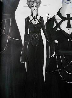 #fashion #moda #fashiondesign #harness #black  #chains #goth #gothic #design #fashiondesigner #designer #style #look  #art