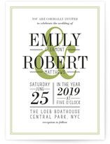 """""""Wed in Type"""" - Customizable Save The Date Cards in Blue by Ariel Rutland. Wedding Reception Invitations, Letterpress Wedding Invitations, Wedding Invitation Design, Invitation Ideas, Save The Date Postcards, Save The Date Magnets, Save The Date Cards, Save The Date Designs, Wedding Order"""