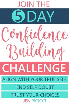 Do you want to get aligned with what your true self wants? To feel good about yourself and your choices? Improve Self Confidence, Self Confidence Quotes, Self Love Affirmations, Morning Affirmations, Building Self Esteem, Confidence Building, Development Quotes, Self Development, Hope Quotes