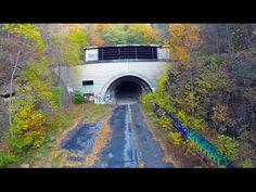 UncoveringPA   Visiting the Abandoned PA Turnpike near Breezewood, Pennsylvania - UncoveringPA