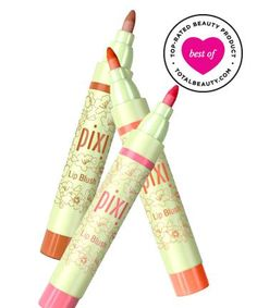 The Best: No. 2: Pixi Lip Blush, $18, 8 Best Lip and Cheek Stains -- and the 2 Worst - (Page 10)