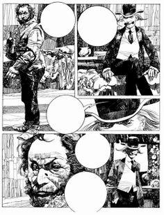 """""""El Coleccionista"""", De Sergio Toppi, Editado Por Ninth Ediciones (Y Entrevista Con El Maestro MilanéS)"""
