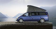 Mercedes-Benz Viano Marco Polo, from factory including taxes, $81715.27