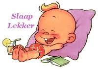 Afbeeldingsresultaat voor Slaap lekker